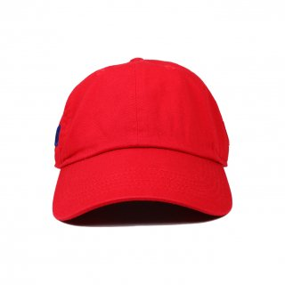696 POLO CAP RED