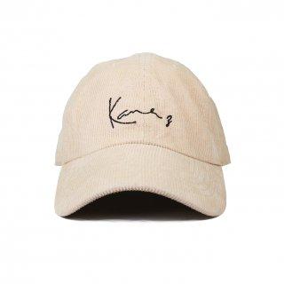 Kane z CORDUROY CAP BEIGE