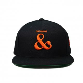 SHOWBIZ CAP BLACK