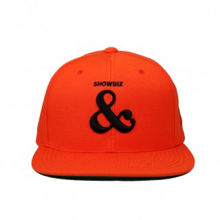 SHOWBIZ CAP ORANGE