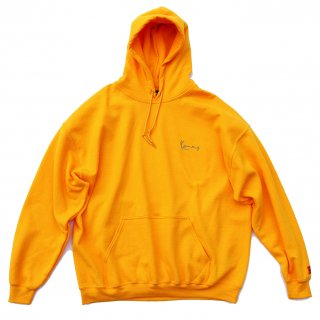 BEAT VICTIM PULL HOODIE GOLD