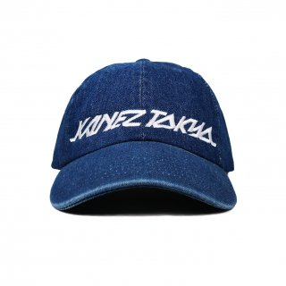 IRON METAL CAP BLUE DENIM