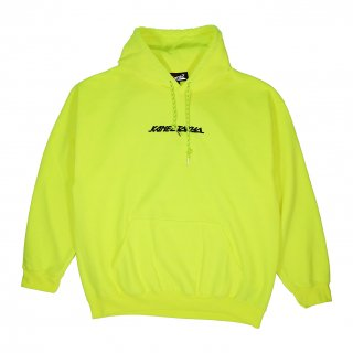 LIMITED NEON CM HOODIE NEON YELLOW