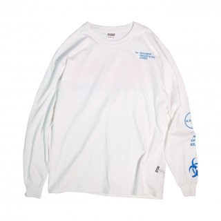 SEARCH DESTROY L/S TEE