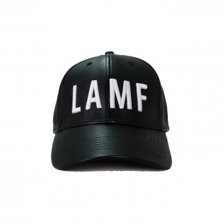 LAMF LEATHER CAP