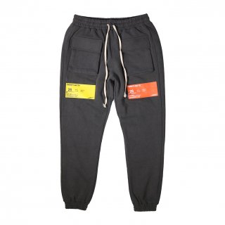 KaneZ SWEAT CARGO PANTS