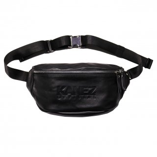 KaneZ LEATHER BUM BAG