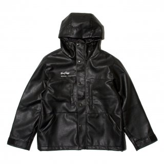 KNZ RUSSIAN LEATHER JACKET