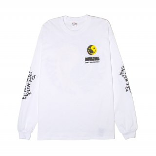 CHAOS SMILE L/S TEE