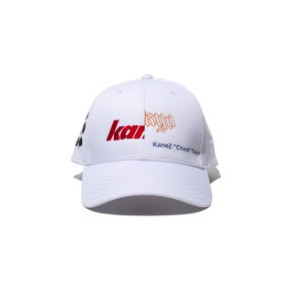 SCATTERED LOGO CAP