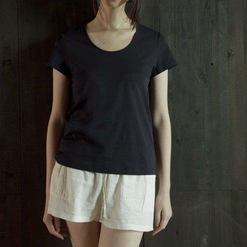 究極のコットン 長袖Tシャツ / オーガニックコットン