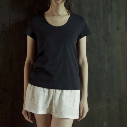 究極のコットン 半袖Tシャツ / オーガニックコットン