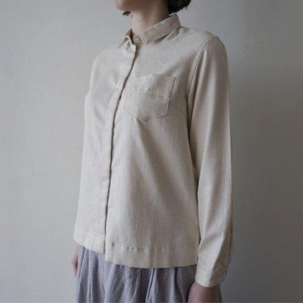 コットンヤクシャツ