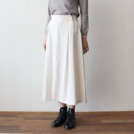 ヤクコットン スカート