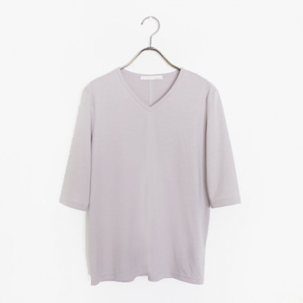 五分袖Tシャツ / オーガニックコットン