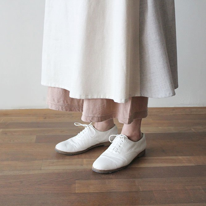 【新色入荷】薄手 おうちパンツ / オーガニックコットン