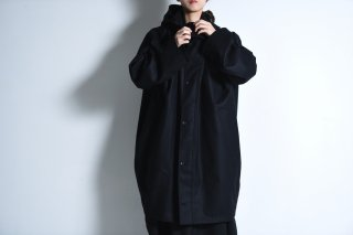 NOT by Ka na ta mods wool coat black