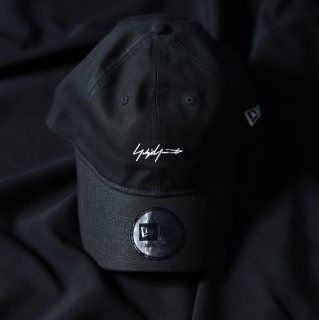 Yohji Yamamoto × NEW ERA 9THIRTY YY SIGN CLOSS STRAP  black
