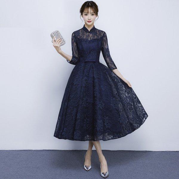e8fc32a04debf ひざ・ミモレ丈ドレス - Dressy HOLIC(ドレッシーホリック)プチプラ ...