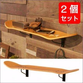 【送料無料】 スケートボード ラック 2個セット