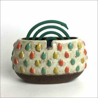 陶器製 蚊遣り ドロップ