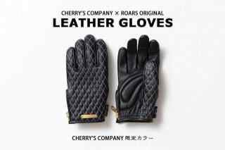 <img class='new_mark_img1' src='https://img.shop-pro.jp/img/new/icons1.gif' style='border:none;display:inline;margin:0px;padding:0px;width:auto;' />ROARS ORIGINAL × Cherry's Company レザーグローブ