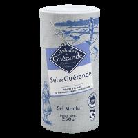 ゲランドの塩 顆粒<br>(250g 筒入り)