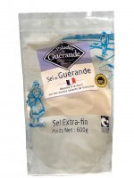 ゲランドの塩 エクストラファン<br>(微粒 600g)
