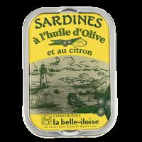 オイルサーディン<br>シトロン風味