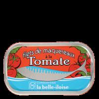 サバフィレ<br>トマト仕立て