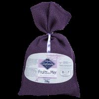ゲランドの塩 海の果実<br>(250g 麻袋入り・紫)