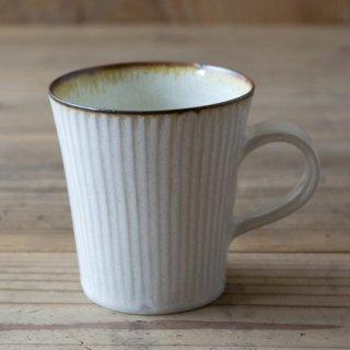 新井真之 白マグカップ