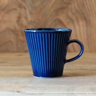 新井真之 藍マグカップ