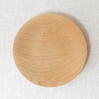 前田洋 メイプル六寸半スムースプレート