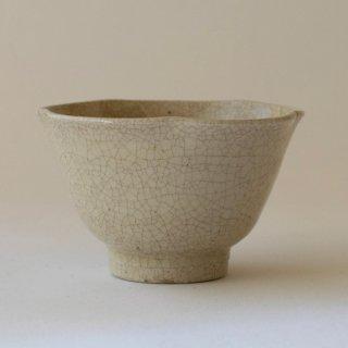 増田勉 貫入染輪花鉢
