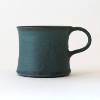 平野日奈子 コバルト釉マグカップ