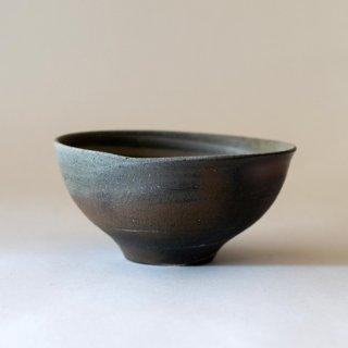 廣川智子 自然釉鉢(S)