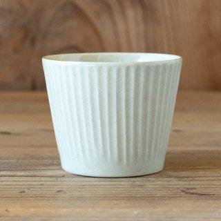 新井真之 白しのぎフリーカップ