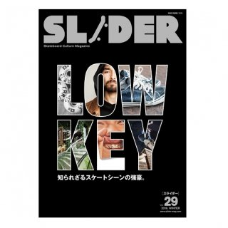 SLIDER MAGAZINE Vol.29 【LOE KEY】