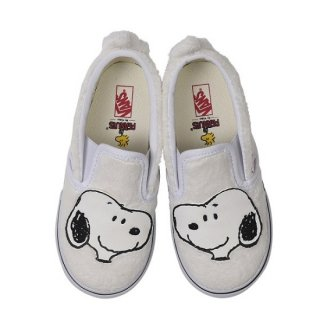 【VANS】 CLASSIC SLIP-ON (PEANUTS)SNOOPY