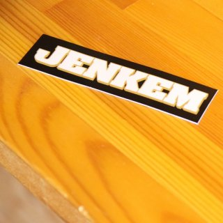 JENKEM MAGAZINE 【STICKER】 ステッカー