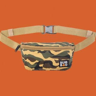 Baseline Pouch Bumbag -Camo