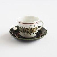 Gefle Safari/サファリ コーヒーカップ&ソーサー(2)