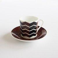 Gustavsberg VIGGEN コーヒーカップ&ソーサー