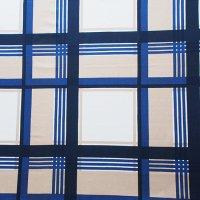 marimekko ヴィンテージファブリック Riihi/ブルー 134×153