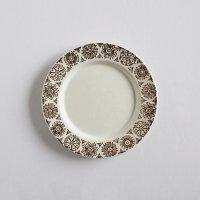 ARABIA Kekri ケーキプレート/ブラウン 17cm