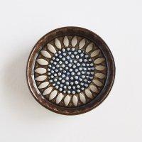 Rorstrand/ロールストランド Sylvia Leuchovius Atelje/アトリエ 絵皿/マーガレット 14cm