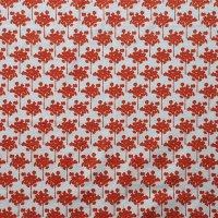 marimekko/マリメッコ ヴィンテージファブリック Presiosa/オレンジ 140×80