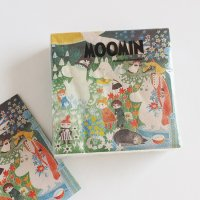 Moomin/ムーミン ペーパーナプキン20枚/バラ売り