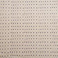 marimekko/マリメッコ ヴィンテージファブリック Muija/白×ネイビー 72×61/切売り